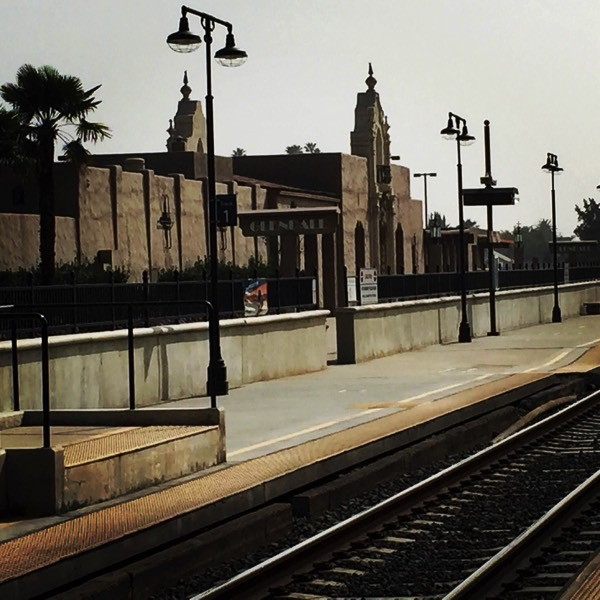 glendale station