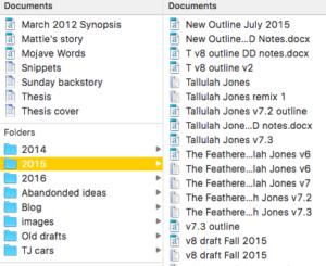 TJ files