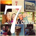 7 Years of Blogging