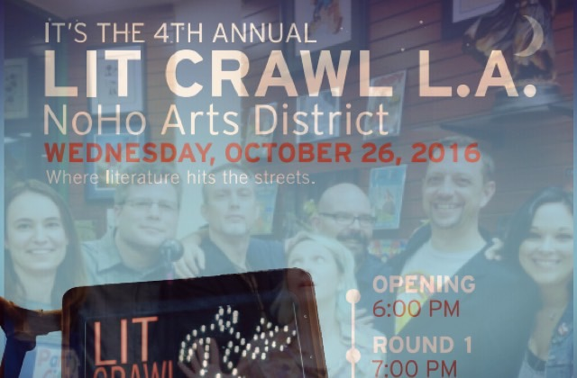 Lit Crawl LA 2016