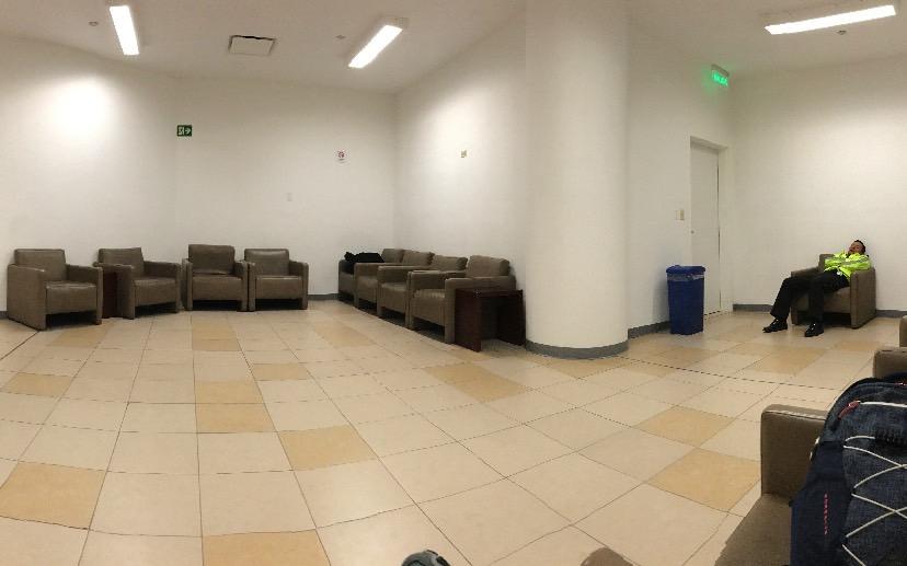 Ecuadorian Detainment Center