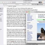 How to Open a Quick Reference Window in Scrivener in One Step