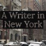writer New York