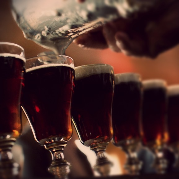 Since perfecting the recipe, the Buena Vista has served up an average of 2,000 cups of Irish Coffee EVERY DAY.