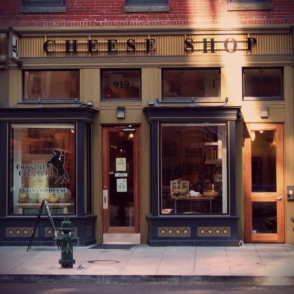 California Cheese Shop