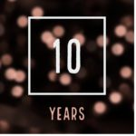 10 Years Blogging