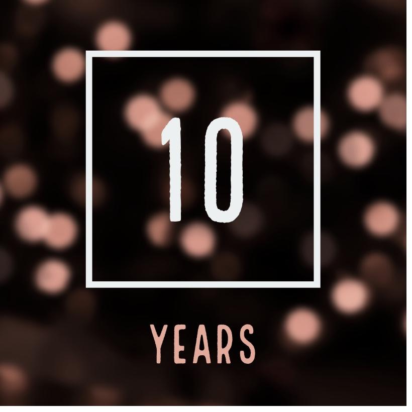 10 Years Blogging