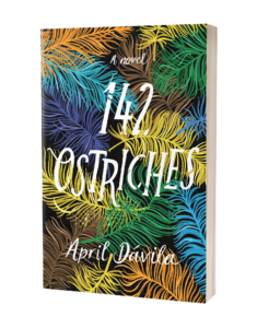 142 Ostriches book cover