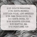 142 Ostriches Book Tour Dates
