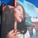 Murals in California
