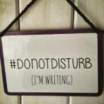 Prioritizing my writing